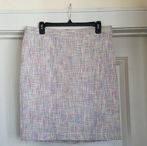 LOFT Pencil Skirt, 8